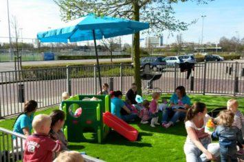 Speeltuin Kindercentrum Kiekaboe in Honselersdijk