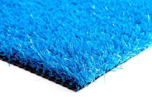 blauw-kunstgras