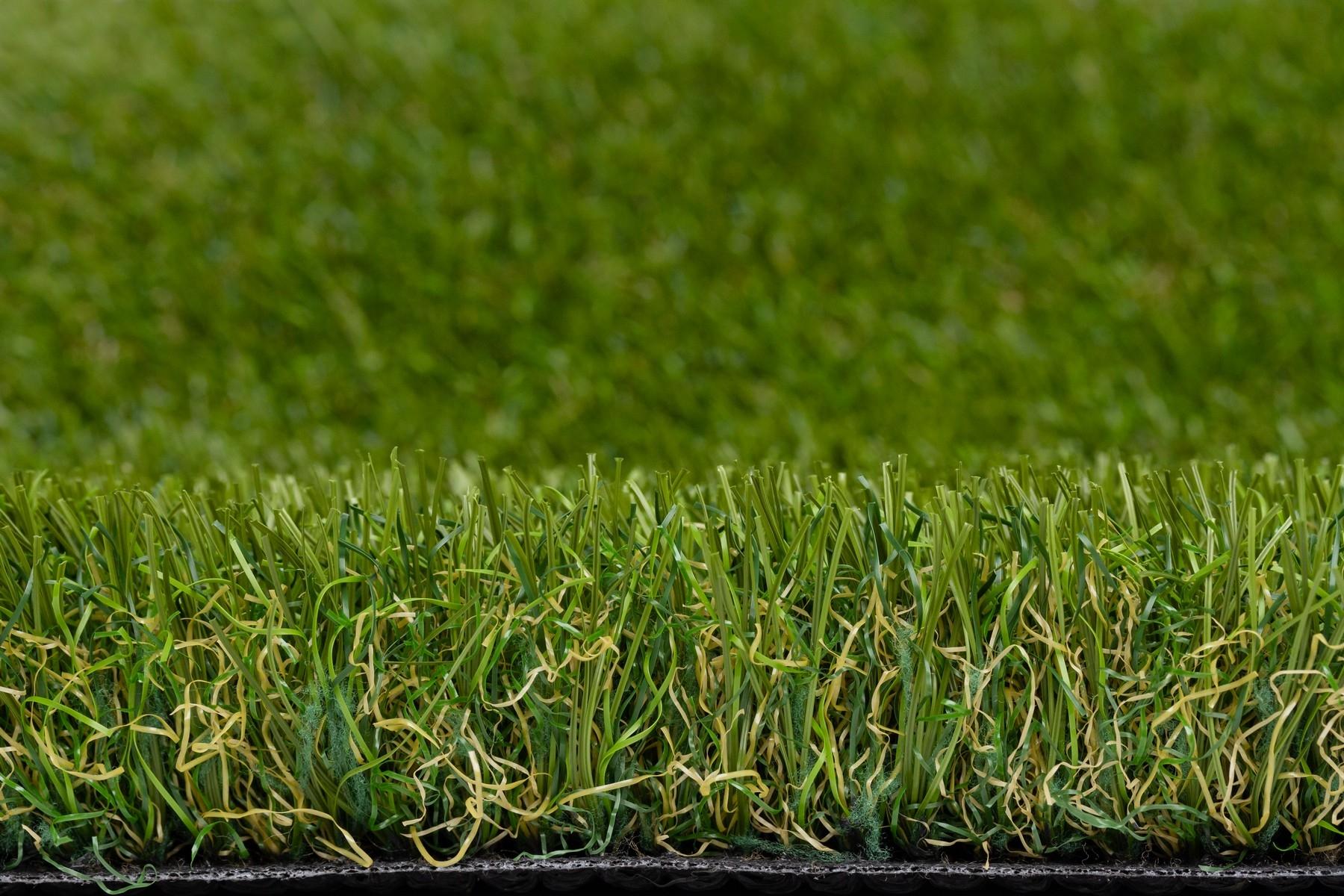 """Lifegrass """"Ecolette"""" is het een natuurlijke kunstgrasmat die super sterk is"""